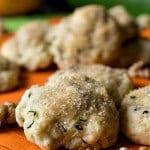 Orange Zucchini Cookies