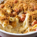 Macaroni and Cheese with Roasted Tomatoes