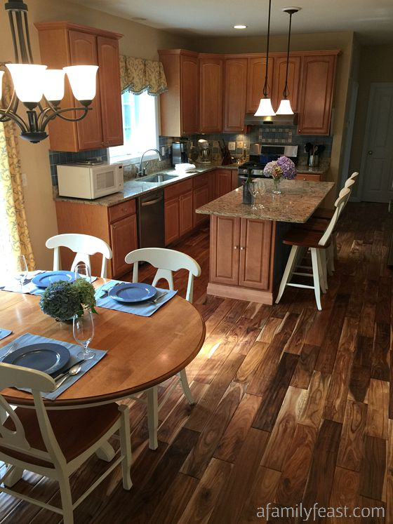 Our Kitchen Makeover: After - A Family Feast