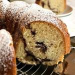 Sour Cream Streusel Coffeecake