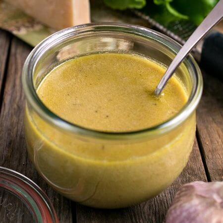 Egg-Free Caesar Dressing (and Marinade) - A Family Feast