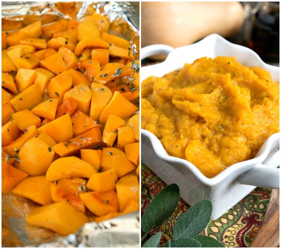 The Ultimate Guide to preparing Butternut Squash Purée - we put three different cooking methods to the test! Which is YOUR favorite?