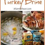 Turkey Brine - A Family Feast