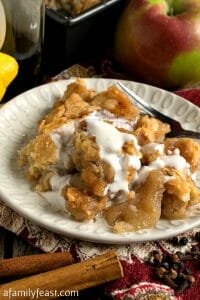 Apple Pandowdy - A Family Feast