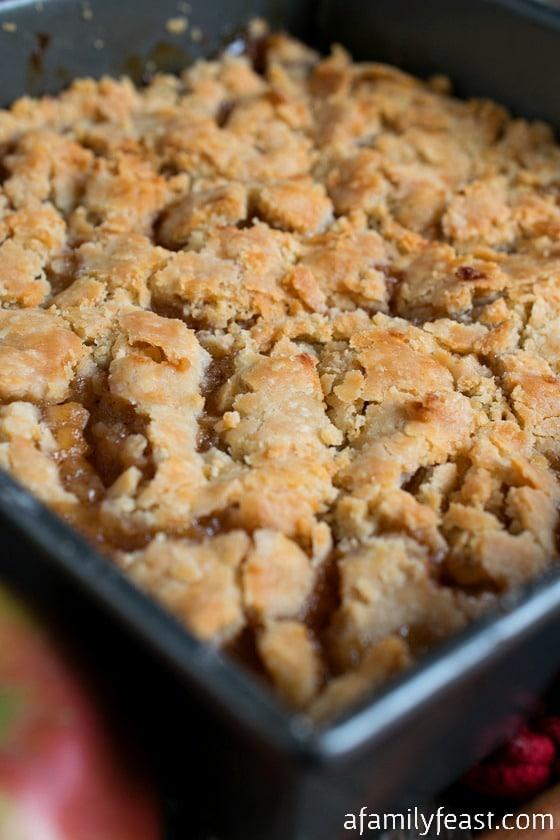 Apple Pandowdy - A Family Feast