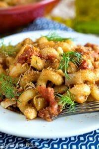 Pasta al Finocchio - A Family Feast