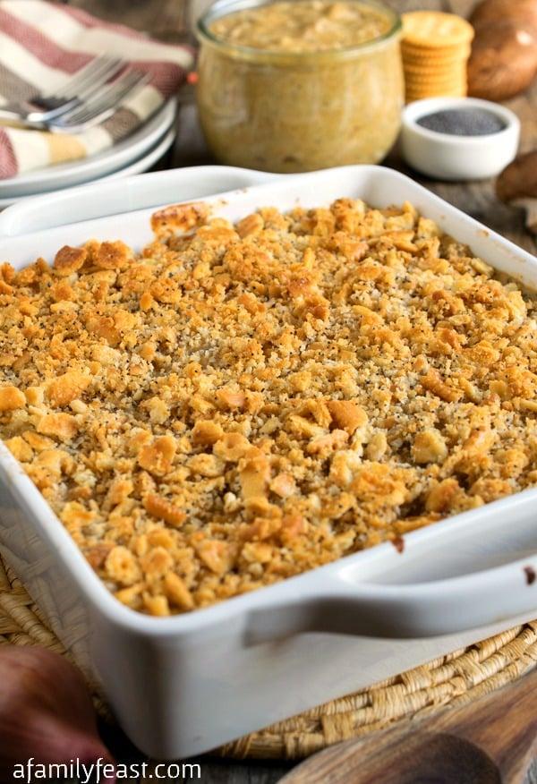 Poppy Seed Chicken - A Family Feast