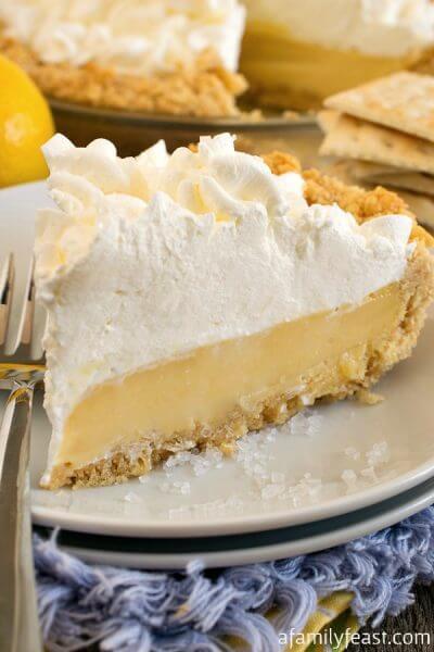 Atlantic Beach Pie - A Family Feast