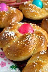 Italian Easter Bread (Pane di Pasqua) - A Family Feast