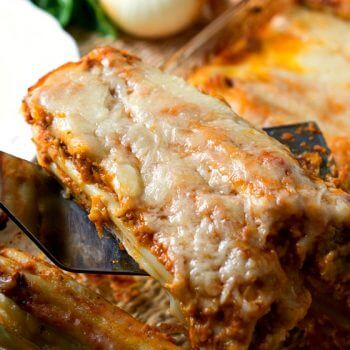 Meat Lovers Manicotti Stracotto-Style - A Family Feast
