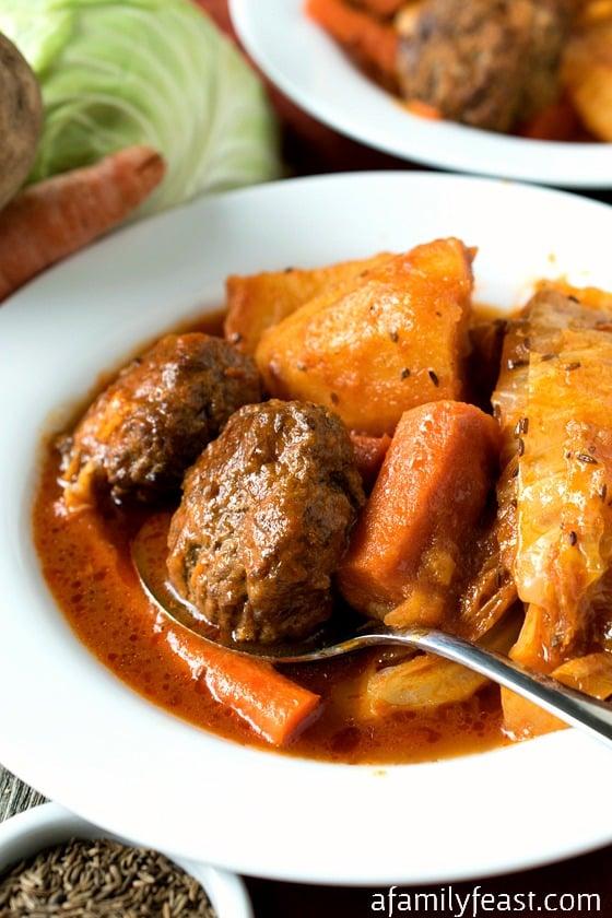 Skillet Goulash - A Family Feast