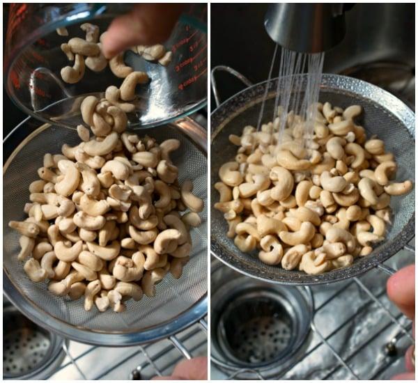 Cashew Milk - A Family Feast