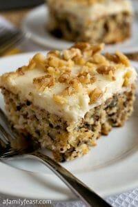 Chop Suey Cake - A Family Feast