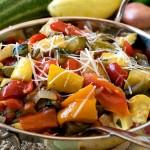 Garden Vegetable Ratatouille