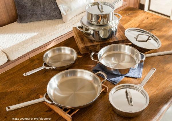 Wolf Gourmet Cookware - A Family Feast