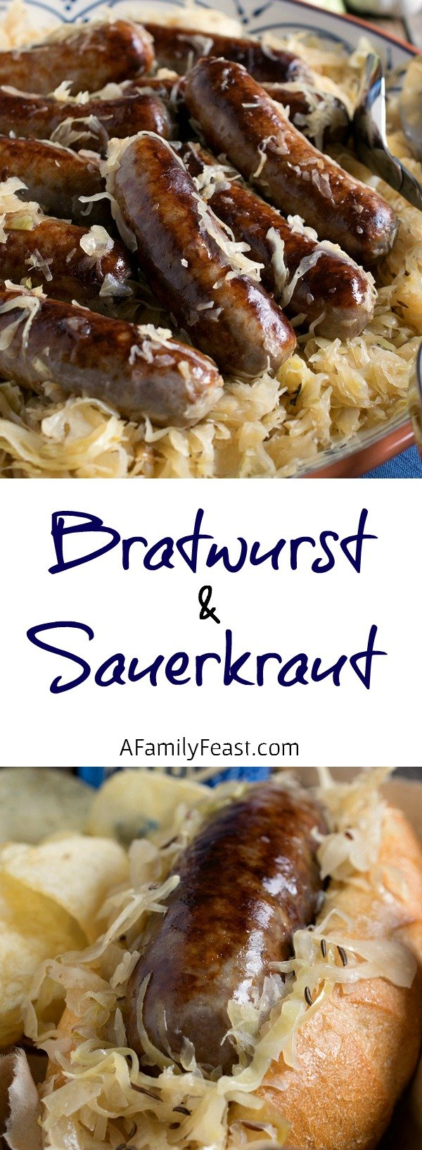 recipe: german bratwurst and sauerkraut recipe [33]