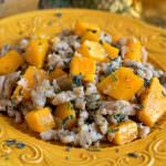Whole Wheat Spaetzle With Butternut Squash