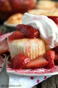 Strawberry Shortcake - A Family Feast