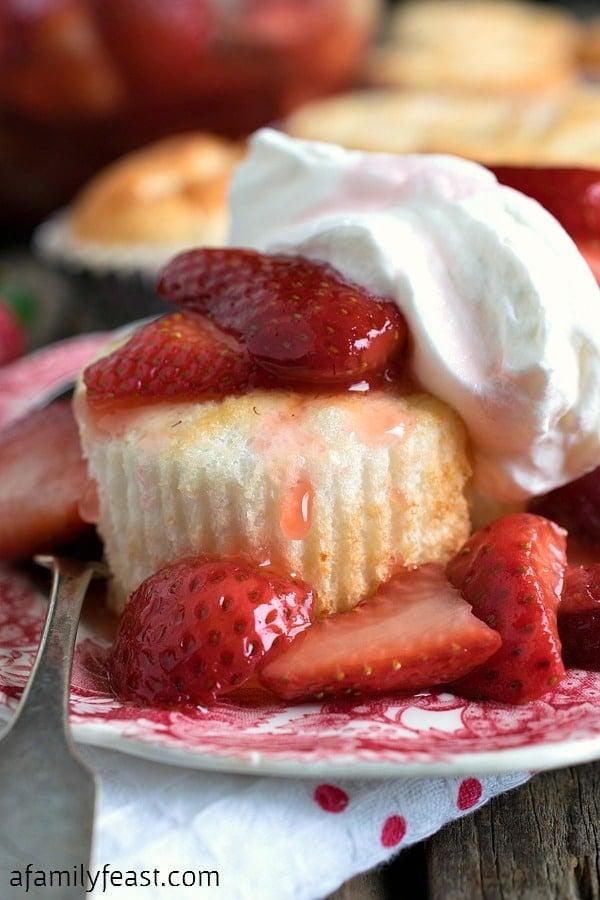 Strawberry Shortcake - A Family Feast