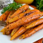 Carrots with Herbes de Provence