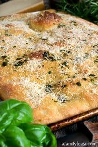 Focaccia - A Family Feast