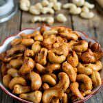Candied Cashews