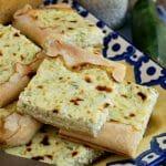 Lidia's Rice and Zucchini Crostata