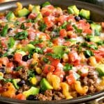One Pot Tex-Mex Pasta