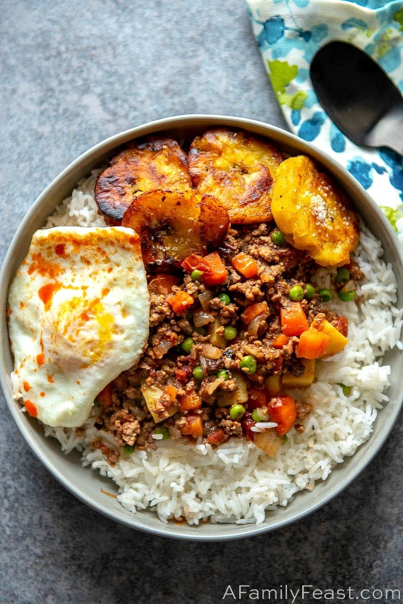 Filipino Picadillo A Family Feast