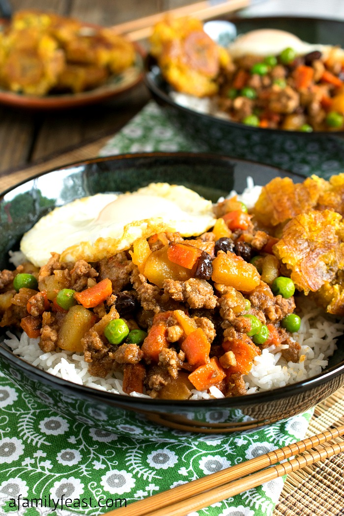 Filipino Picadillo - A Family Feast