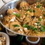 Chicken with Vindaloo Spices