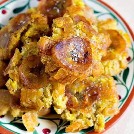 Savory Fried Plantains - A Family Feast
