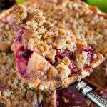 Fall Fruit Pie - A Family Feast