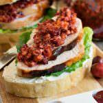 Myles Standish Sandwich - A Family Feast