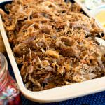 Zesty Pulled Turkey