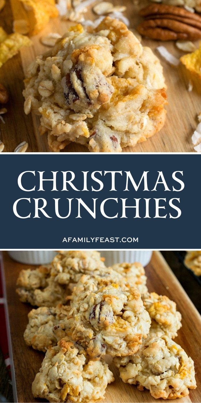 Christmas Crunchies