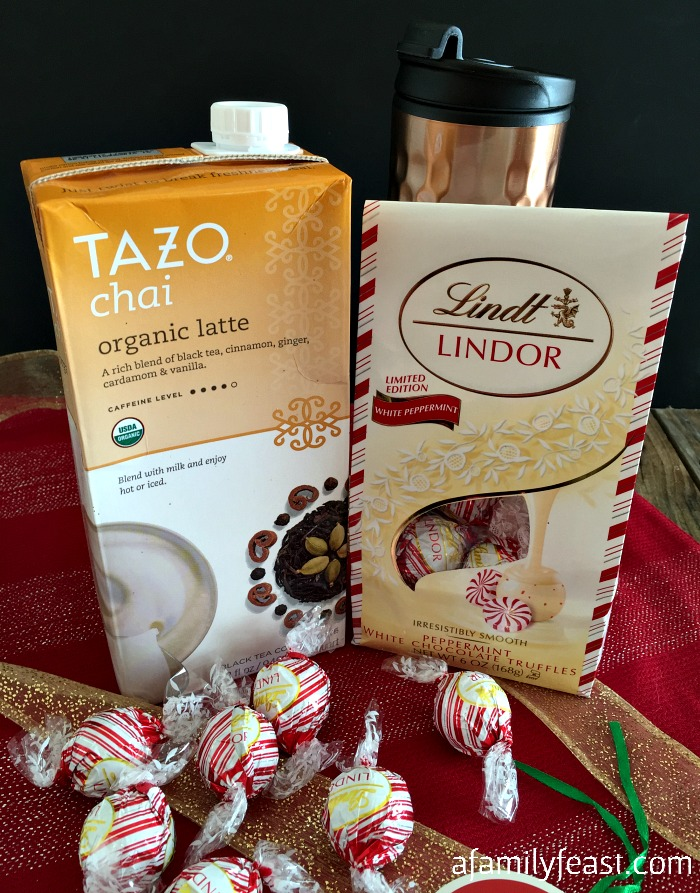 Mocha Cupcakes recipe and gift giving ideas for the holidays including #StarbucksPerfectPairings