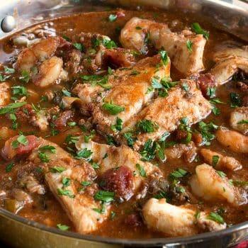 Cioppino - A Family Feast