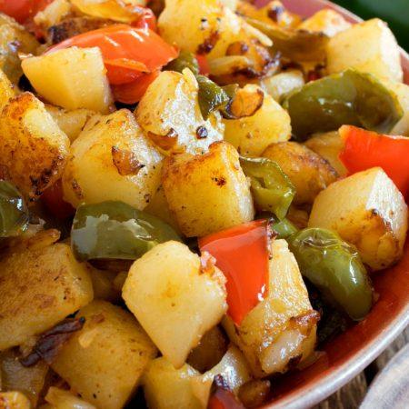 Potatoes O'Brien - A Family Feast