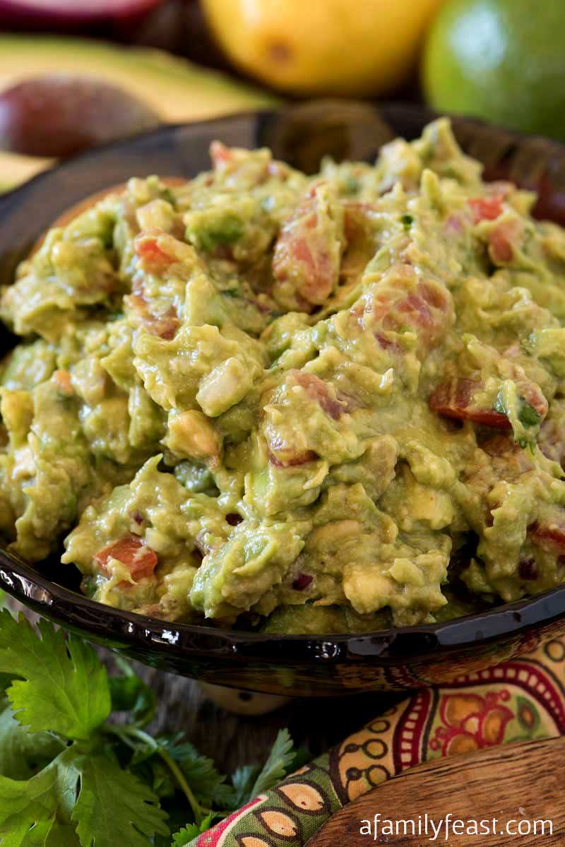 better than Chipotle guacamole