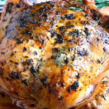 Perfect Herb Roasted Chicken - A Family Feast