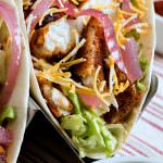 Blackened Tilapia Soft Tacos