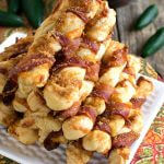 Puff Pastry Bacon Twists - A Family Feast
