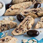 Amaretto Biscotti - A Family Feast