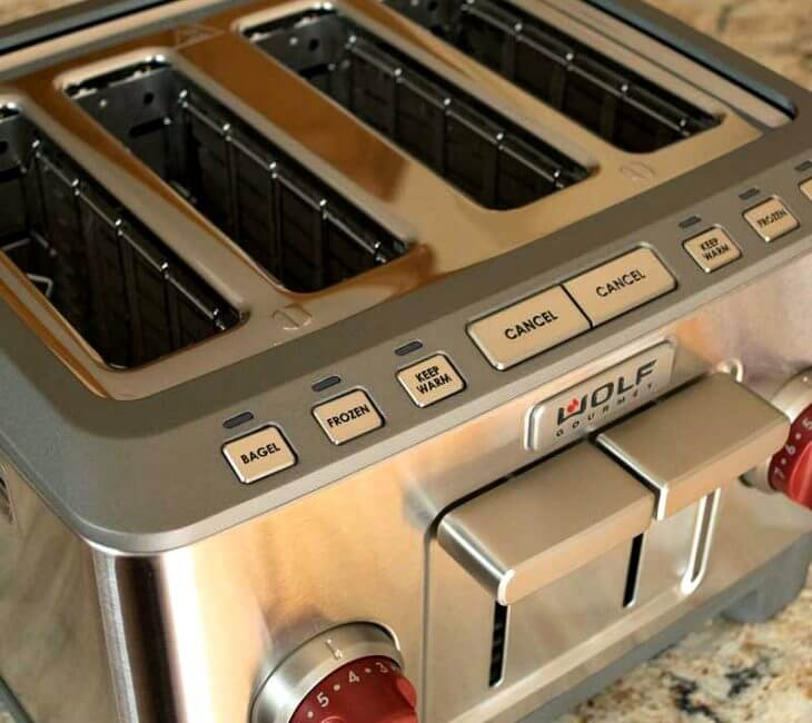 Wolf Gourmet Toaster Product Review and Giveaway