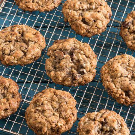 Flour Bakery's Chunky Lola Cookies - A Family Feast