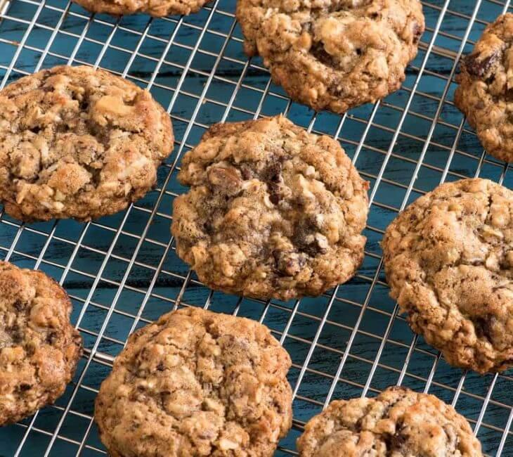 Flour Bakery's Chunky Lola Cookies