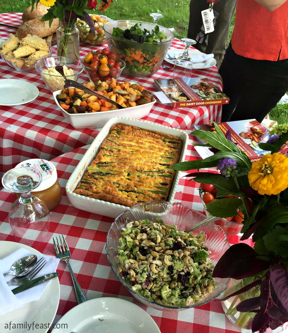 Our Favorite Milk and Cheese Recipes & New England Dairy Farm Tour Recap - A Family Feast