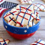 Star Spangled Sugar Cookies