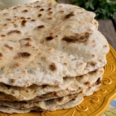Turkish Flatbread - A Family Feast